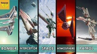 The Best Starfighters in Star Wars | DREAM TEAM