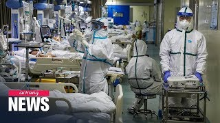 COVID-19 cases jumps nearly 10 fold in China's Hubei following new counting method