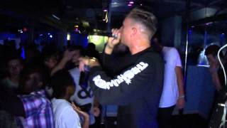 Dj Hazard & Unknown Mc @Beat Down 2014 Part 2 of 3