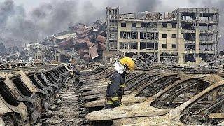 الصين: عمليات بحث مكثفة لتحديد سبب الانفجارات التي وقعت في تيانجين      15-8-2015