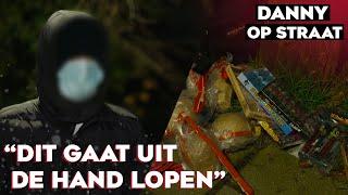 Door VUURWERKVERBOD Meer Handel In  LLEGAAL VUURWERK DANNY OP STRAAT S02E012