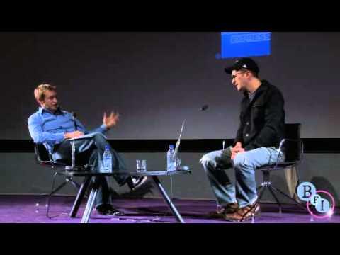 BFI Screen Talk with Darren Aronofsky  [part 2/5]
