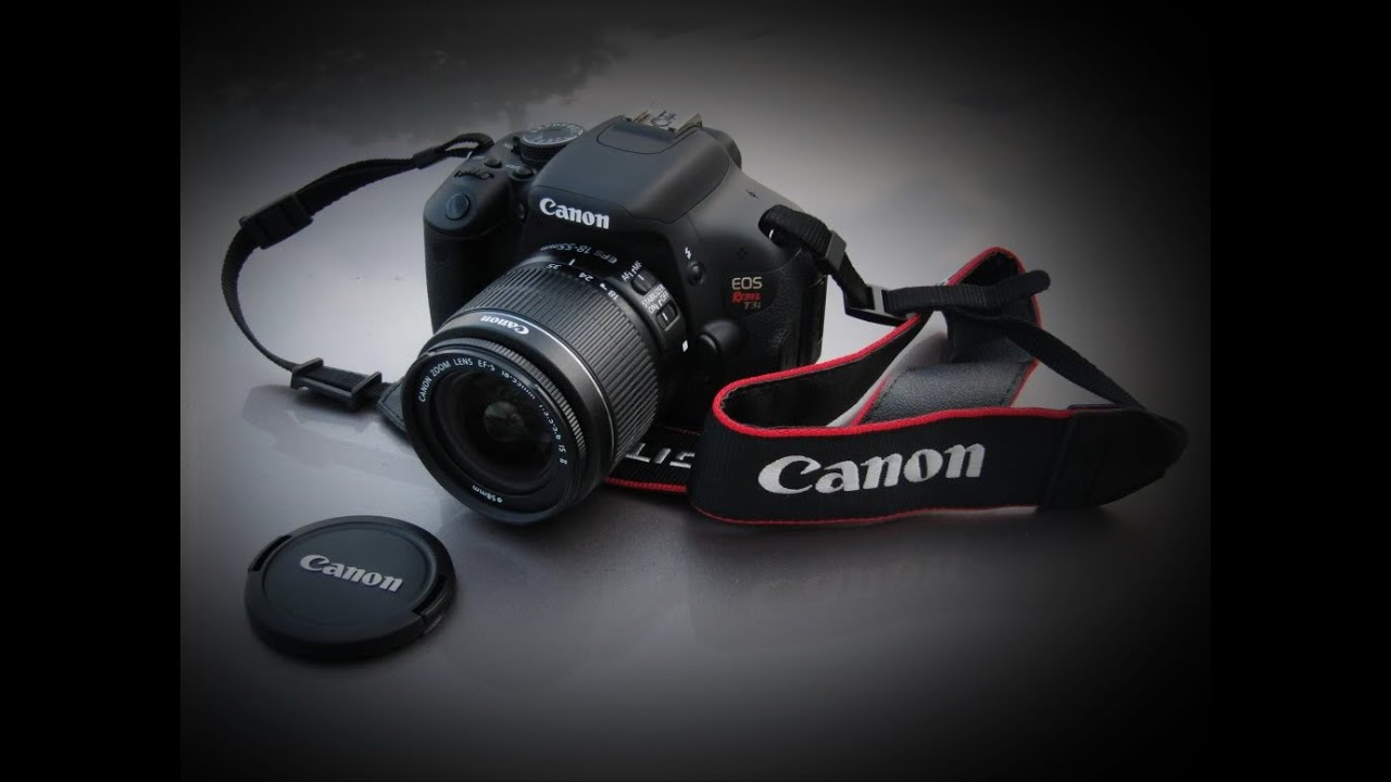 Canon Rebel T3i/600D Overview - YouTube