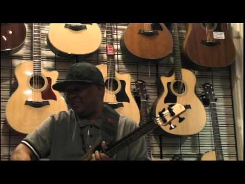 Bakithi Kumolo @The Gladesville Guitar Factory 18/2/2015