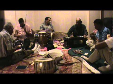 Kamal Singh from Deepwater Road, Tailevu, Fiji singing a Fiji Bhajan live in Brampton