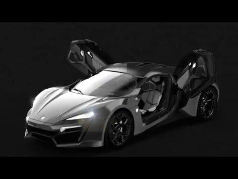Hyper Sport 2017 >> 2017 Lykan Hypersport Concept Car Youtube