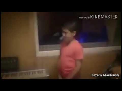 عبد الرحيم الحلبي|يغني ويمر بي طيفها وتسكن الاحلام/2018/😍احساس ولا اروع