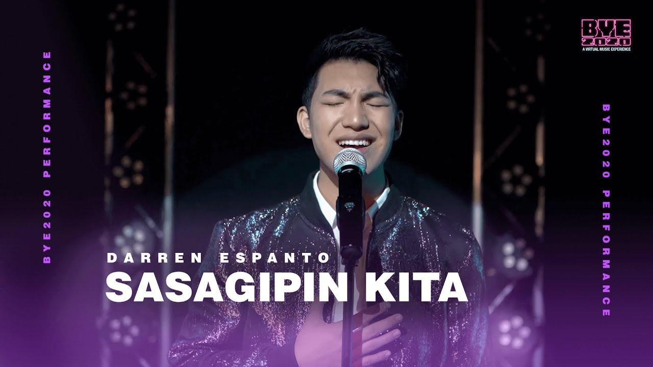 Sasagipin Kita - Darren Espanto (BYE 2020 Performance)