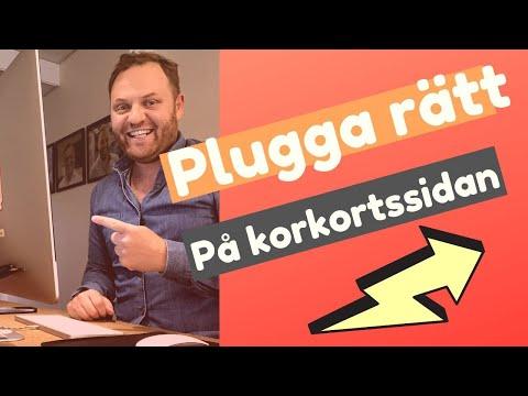 Plugga Rätt På Korkortssidan.se - Guide över Hemsidan
