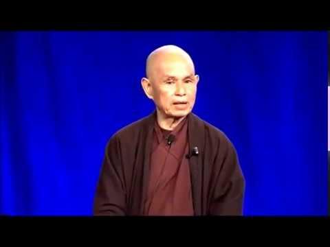 Thich Nhat Hanh - Zen Buddhism - His Best Talk At Google (Mindfulness)