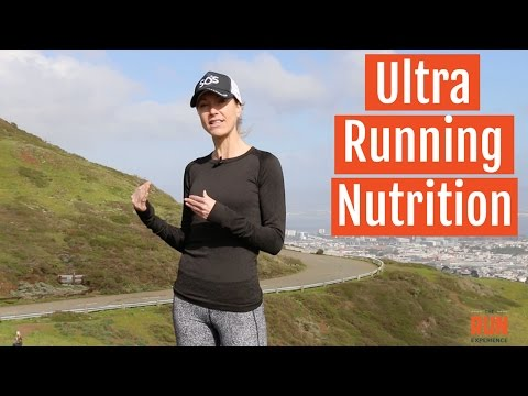 Ultra Running Nutrition