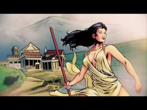 DC Universe Online Gameplay : Saving Wonder Woman