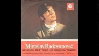 MIROSLAV RADOVANOVIC - PITAO SAM SUNCE [1970]