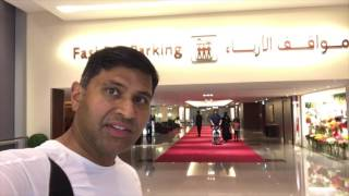 Fashion Parking at Dubai Mall