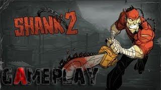 Shank 2 Gameplay (PC/HD)