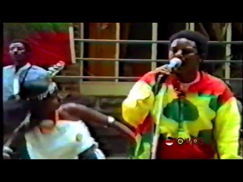 Nuho Gobana - LIVE 1992 @ Gullele, Finfinne (Oromo Music)