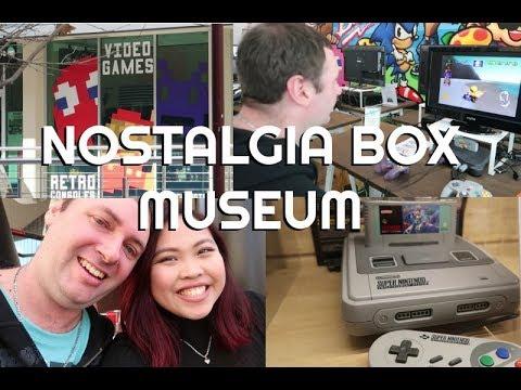 Nostalgia Box Museum | Museums in Perth | GoGrowGlowbern
