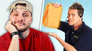 Testing Famous Products From TV Commercials | TGFbro