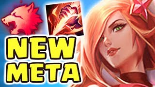 INSANE PREDATOR MISS FORTUNE JUNGLE | SCARY GIGGLE | NEW META | HOW IS THIS ACTUALLY OP?? Nightblue3