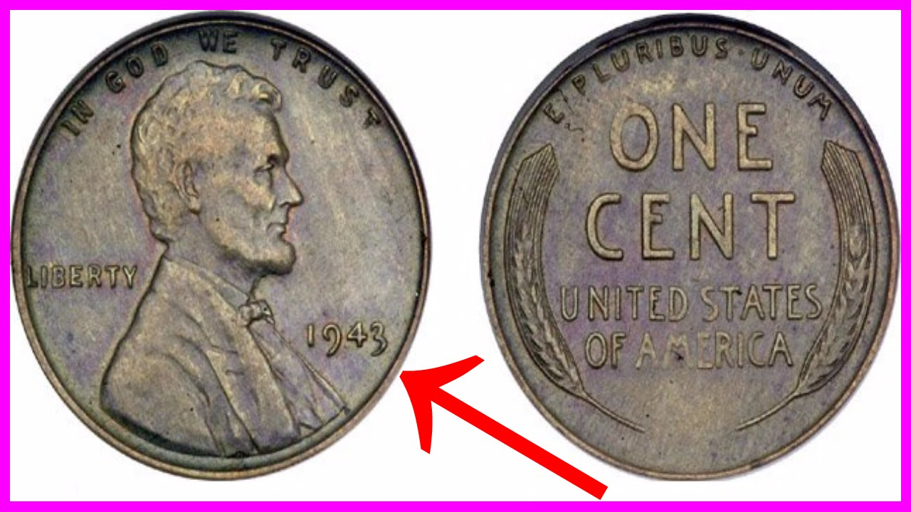 170000000 Penny How To Check If You Have One Us Mint Error