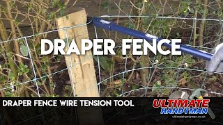 Draper Fence Wire Tension Tool
