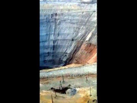 Алмазный рудник Мир