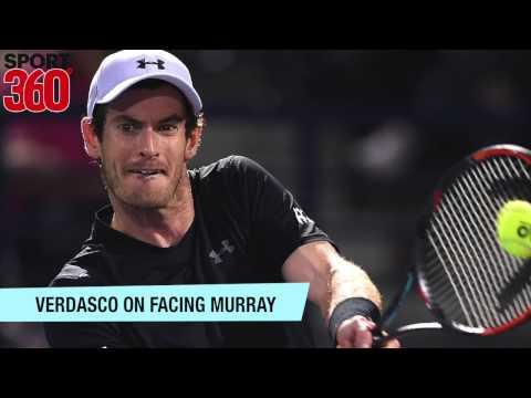 Dubai Duty Free Tennis: Andy Murray and Fernando Verdasco set for final meeting