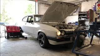 Skogenracing - Ford Capri 2.9 Cosworth Turbo