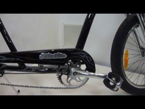 Велосипед для креативных парней от американских разработчиков бренда Electra