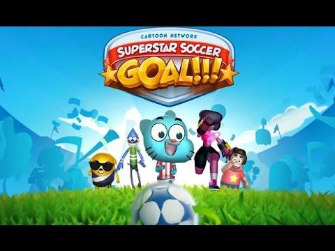 Cartoon network superstar soccer online game