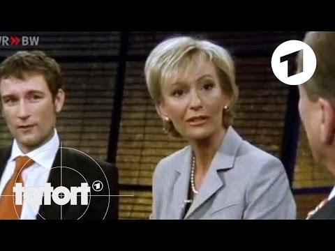 Gastauftritt Sabine Christiansen als Moderatorin | Tatort