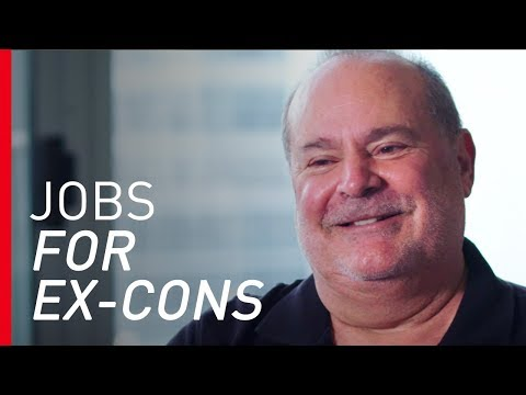 Former Wall Street Felon Helping Ex-Cons Find Jobs | Freethink #FixingJustice