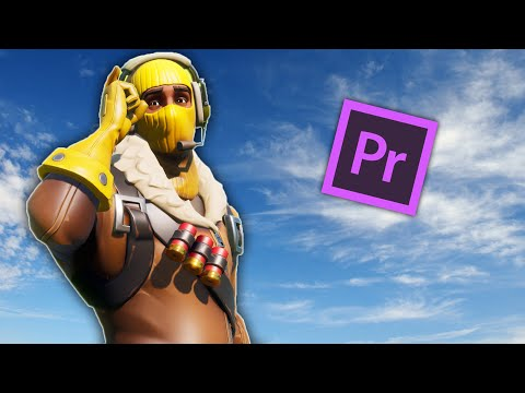 How to edit gaming meme montages (premiere pro and after effects tutorial)