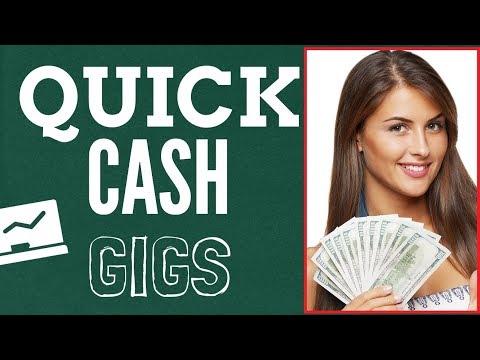 Quick Cash Gigs ❇️ Quick Cash Jobs ❇️ PayPal 2019 ❇️❇️❇️