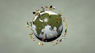 Food waste   AFP Animé