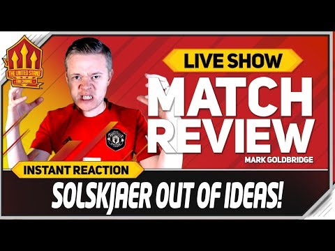 GOLDBRIDGE! Bournemouth 1-0 Manchester United Match Reaction