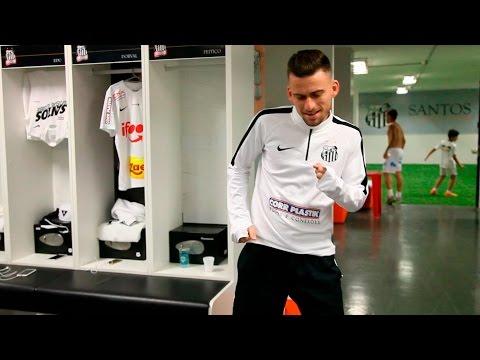 Santos 2 x 0 Corinthians | BASTIDORES | Copa do Brasil (19/08/15)