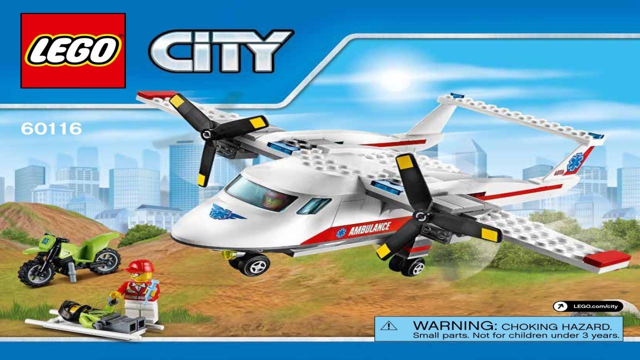 lego air cargo plane instructions 60101