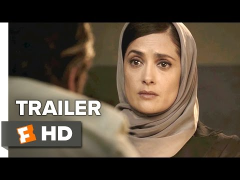 Septembers of Shiraz TRAILER 1 (2016) - Salma Hayek, Adrien Brody Movie HD