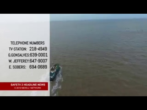 GUYANA TRUSTED TELEVISION HEADLINE NEWS 17th APRIL 2018