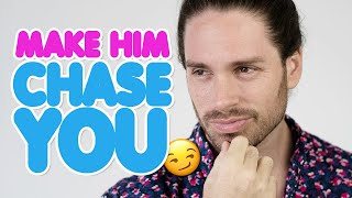 How To Make Him Chase You From Home! Mark Rosenfeld Dating Advice