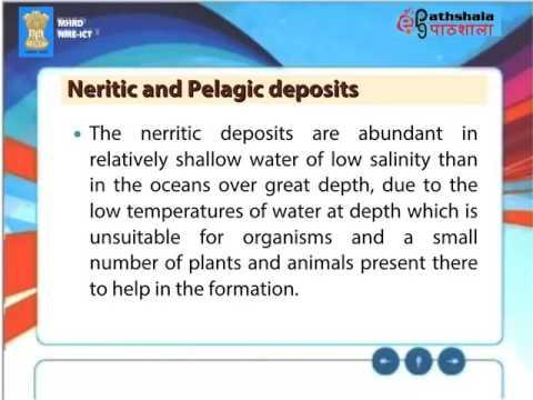 Deep Sea Deposits