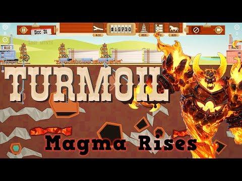 Turmoil - The Heat Is On - Magma Rises