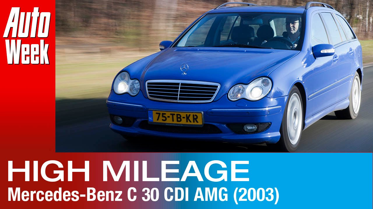 Klokje rond mercedes benz c30 cdi amg youtube for Mercedes benz c30