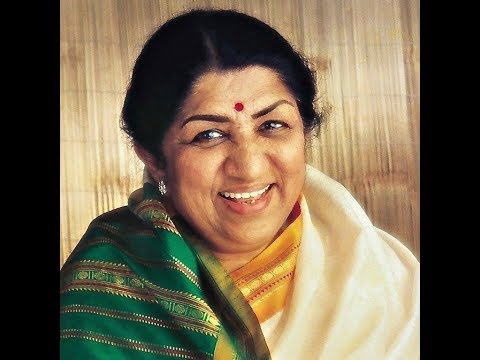 LATA MANGESHKAR-JI - THE LEGEND OF INDIAN FILM MUSIC