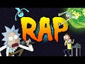 Rick and Morty RAP || CrispyXtreme [Prod. IsuRmX]