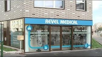 Location et vente de matériel médical, fauteuil roulant (93) : REVEL MEDICAL