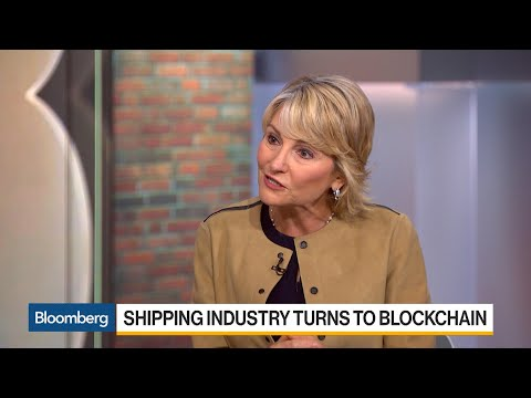 Shipping Industry Turns to Blockchain for Supply Chain Management
