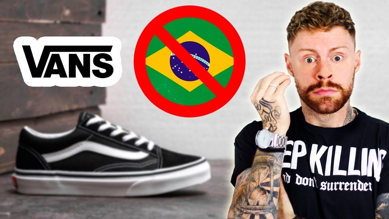 64071a927eb A VANS vai deixar o BRASIL  Entenda tudo AGORA! - YouTube
