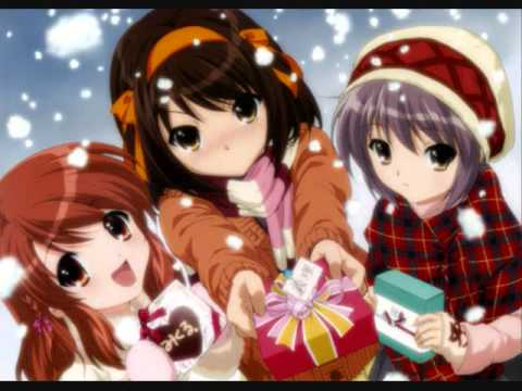 Nightcore- Where Are You Christmas